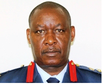 Col. Cyprian Muchiri - Defence, Military, Naval and Air Attaché