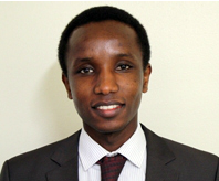 Ronnie G. Mutethia - Second Secretary /Trade
